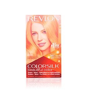 Coloração Permanente Revlon® Louro Médio | Nº 74