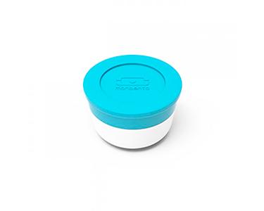 Caixa p/ Molho Azul Claro | Temple M
