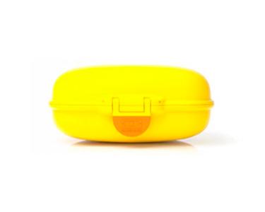 Caixa p/ Lanche | Amarelo