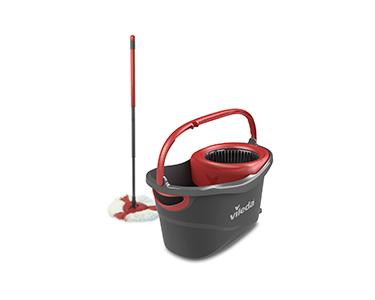 Balde c/ Pedal Vileda® EasyWring & Clean Turbo Vileda®
