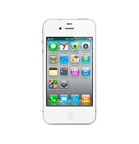 iPhone® 4S 8GB Branco | Recondicionado A+