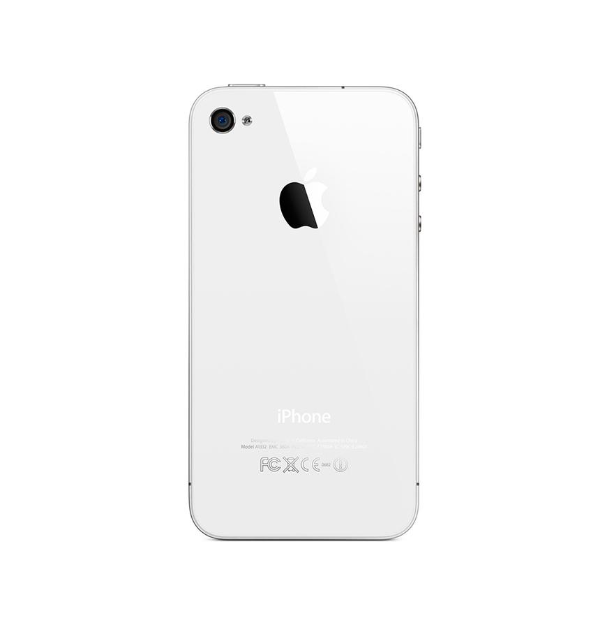 iPhone® 4S 8GB Branco | Recondicionado A+