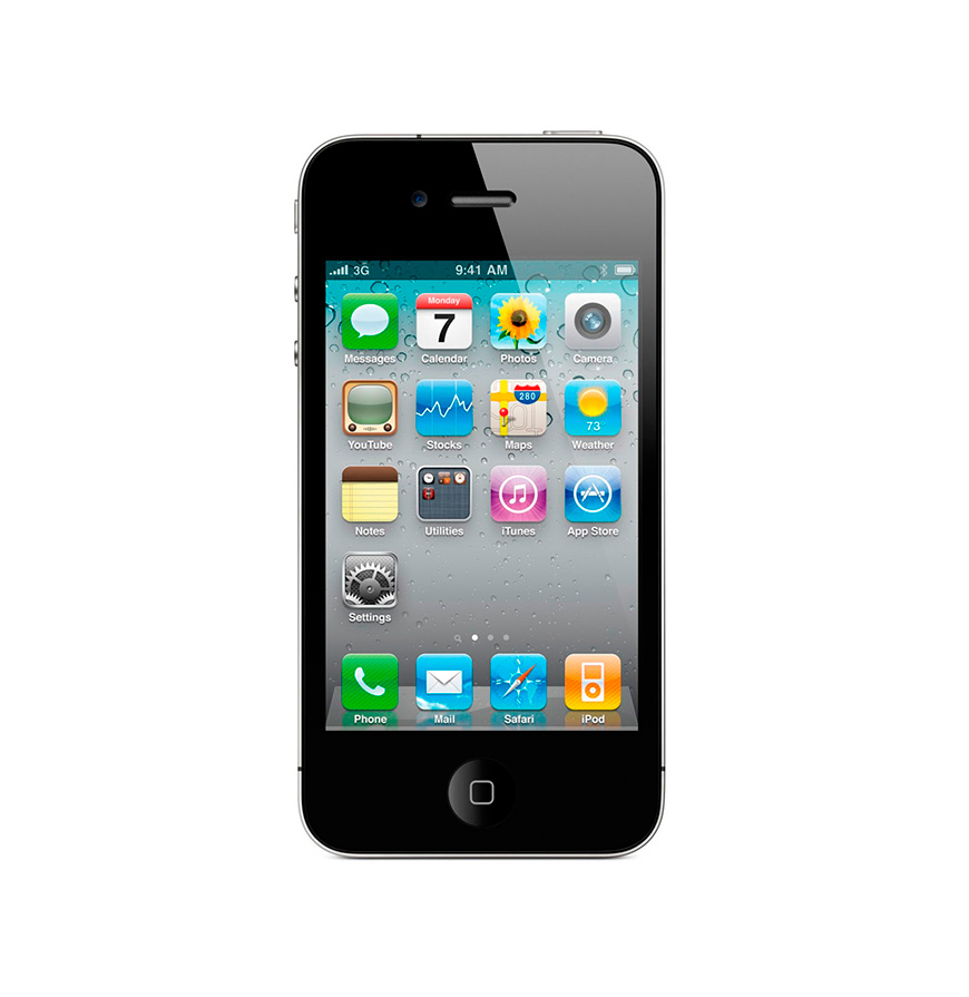 iPhone® 4S 8GB Preto | Recondicionado A+