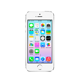 iPhone Apple® 5S 16GB Silver | Recondicionado A+