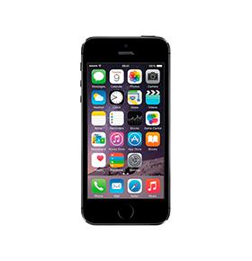 iPhone Apple® 5S 16GB Space Grey | Recondicionado A+