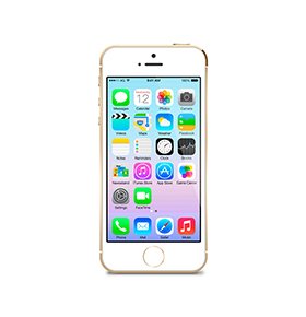 iPhone Apple® 5S 16GB Gold | Recondicionado A+