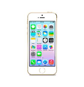 iPhone® 5S 16GB Gold | Recondicionado A+