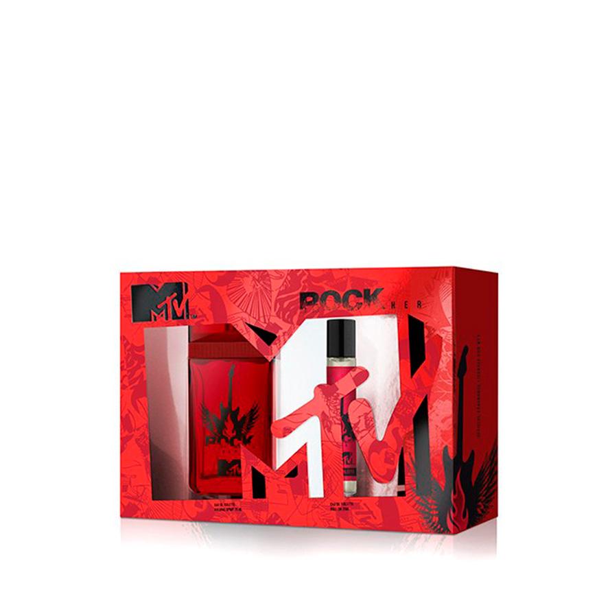Conjunto Perfume, Óculos de Sol e Verniz   Rock MTV®