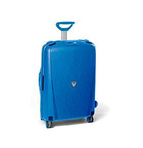 Mala de Viagem Roncato® Light Média  Azul