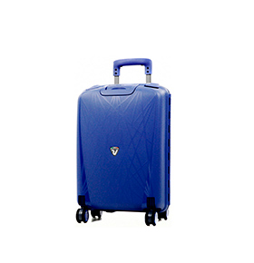 Mala de Viagem Roncato® Light Cabine | Azul Escuro