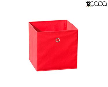 Caixa Desdobrável Winny   Vermelho