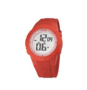 Relógio One® Digi | Laranja