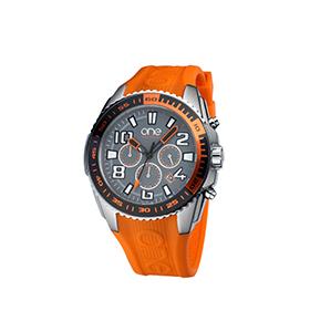 Relógio One® Surface   Laranja