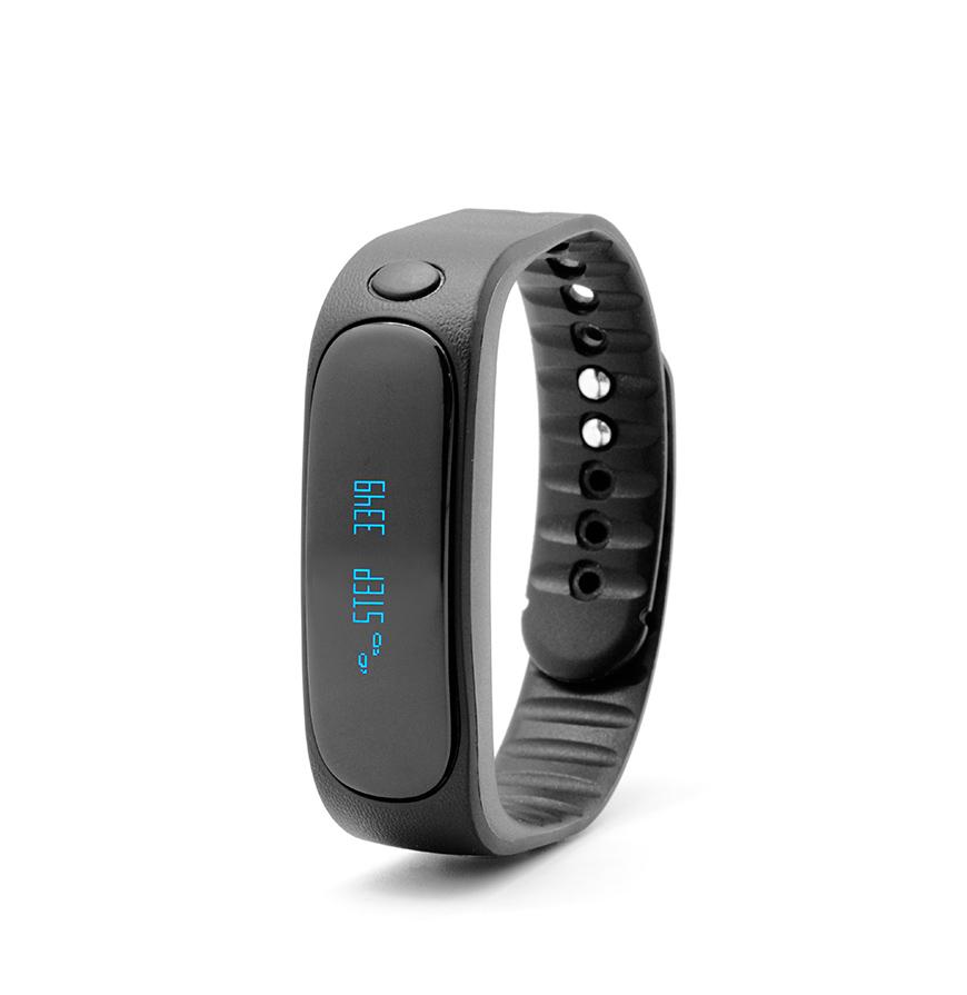 Pulseira de Fitness | Compatível com Iphone & Android