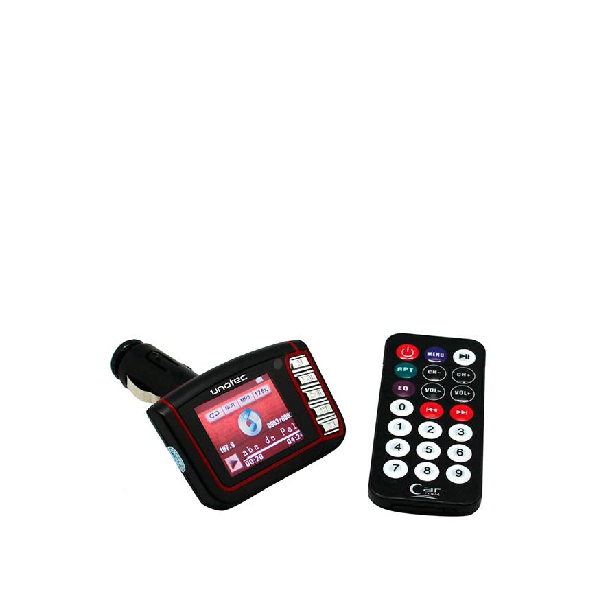 MP4 para Carro com Transmissor FM