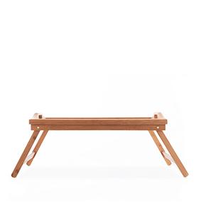 Tabuleiro em Bambu c/ Pernas Dobráveis