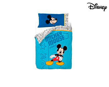 Edredão Mickey Yepee | 160X220