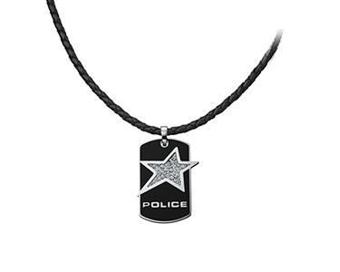 Fio Rock Star Police®   Pele Preta