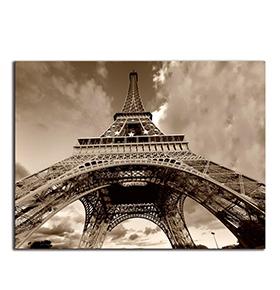 Quadro de Lona Torre Eiffel | 80 X 60