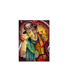 Quadro de Lona Picasso | 80 X 60