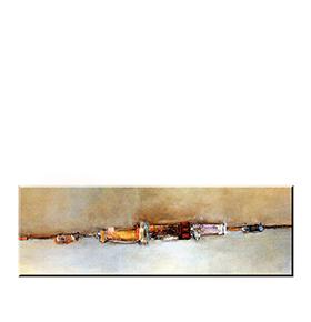 Quadro de Lona Neutro | 120 X 40