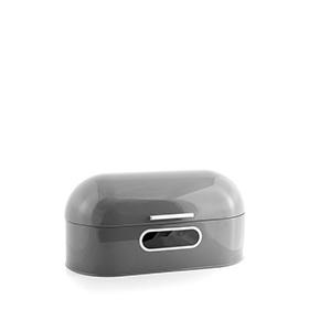 Caixa Retro p/  Pão | Cinza