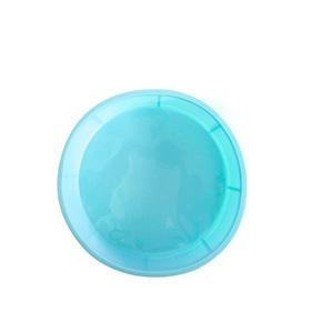 Molde de Silicone Retro p/ Bolos  | Azul