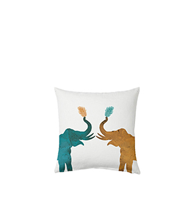 Capa de Almofada Elephant Nomads® | 60x60 cm