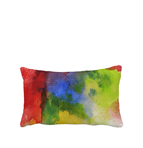 Capa de Almofada Feather Color Nomads® | 30x50 cm