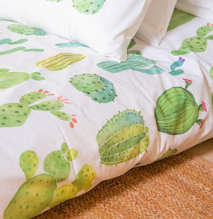 Jogo de Cama Cactus Nomads®