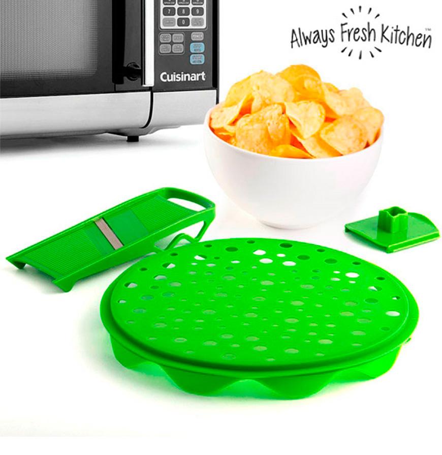Kit Batatas Fritas Crispy Crisp