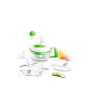 Centrifugadora de Vegetais Multifunções
