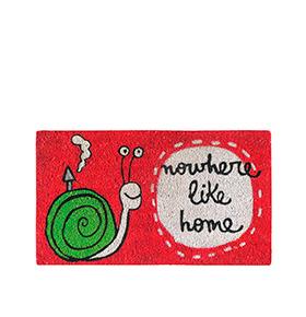 "Tapete de Entrada ""Nowhere Like Home"""