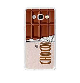 Capa de Gel BeCool® Samsung Galaxy J5 2016 | Tablete de Chocolate