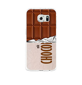 Capa de Gel BeCool® Samsung Galaxy S6 | Tablete de Chocolate