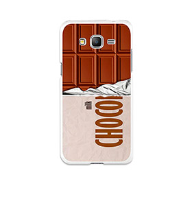 Capa de Gel BeCool® Samsung Galaxy Grand Prime | Tablete de Chocolate