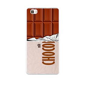 Capa de Gel BeCool® iPhone 6 & iPhone 6S | Tablete de Chocolate