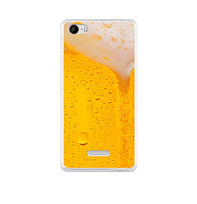 Capa de Gel BeCool® Wiko Fever | Cerveja Loira