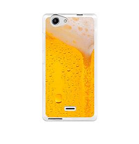 Capa de Gel BeCool® Wiko Pulp - Pulp 4G | Cerveja Loira