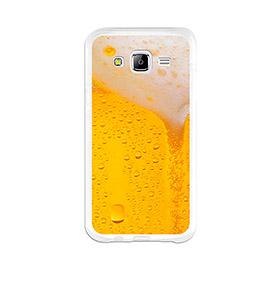 Capa de Gel BeCool® Samsung Galaxy J5 | Cerveja Loira