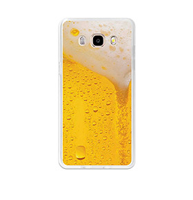 Capa de Gel BeCool® Samsung Galaxy J5 2016 | Cerveja Loira