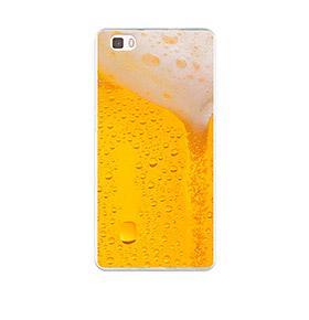 Capa de Gel BeCool® Huawei P8 Lite | Cerveja Loira