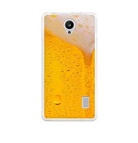 Capa de Gel BeCool® Huawei Ascend Y635 | Cerveja Loira