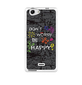 Capa de Gel BeCool® Wiko Pulp - Pulp 4G | Dont Worry, Be Happy!