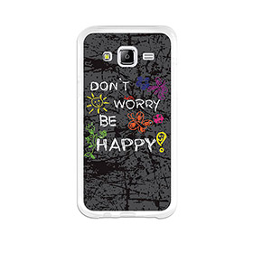 Capa de Gel BeCool® Samsung Galaxy J5 | Dont Worry, Be Happy!