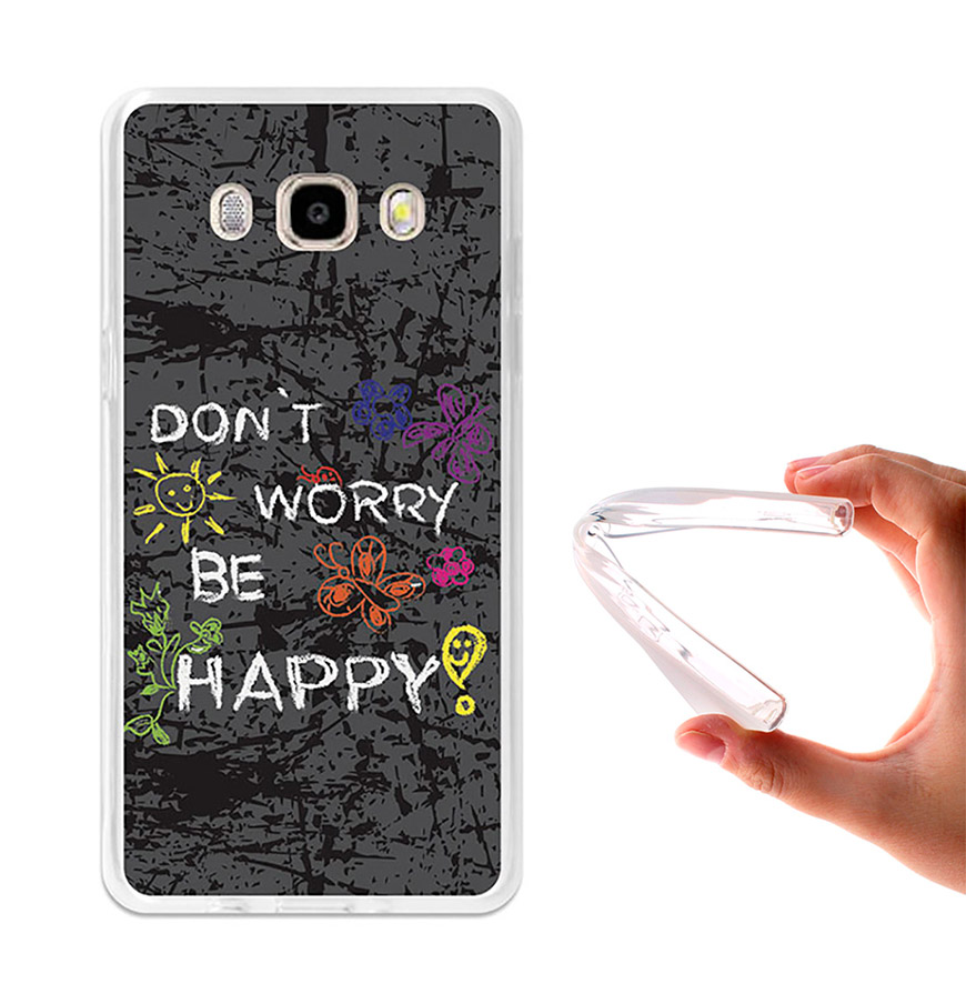 Capa de Gel BeCool® Samsung Galaxy J5 2016 | Dont Worry, Be Happy!