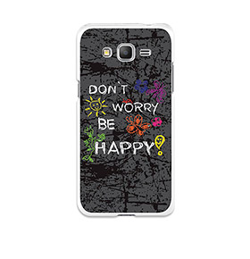 Capa de Gel BeCool® Huawei Y635 | Dont Worry, Be Happy!