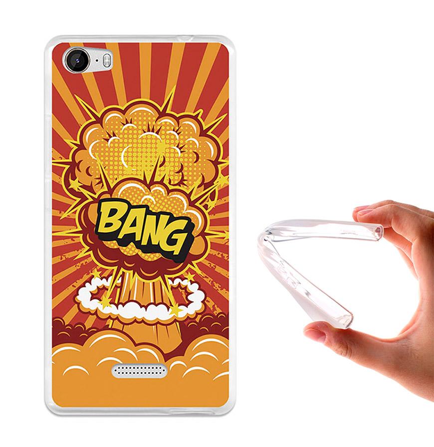 Capa de Gel BeCool® Wiko Fever   Bang