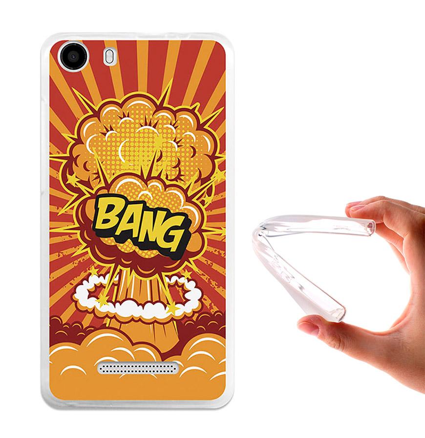 Capa de Gel BeCool® Wiko Lenny 2 | Bang