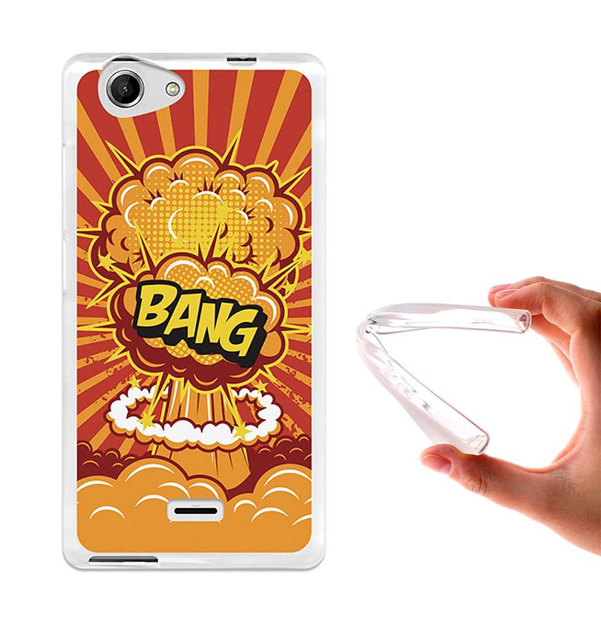 Capa de Gel BeCool® Wiko Pulp - Pulp 4G   Bang